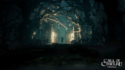 Two New Call of Cthulhu: The Official Video Game Screenshot Rises from the Deep
