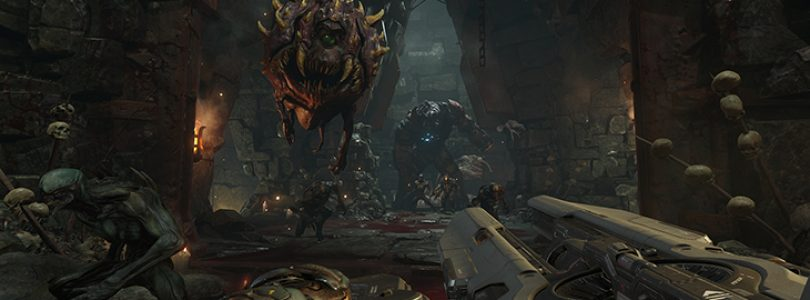 Launch Trailer and PC Requirements Released for Doom