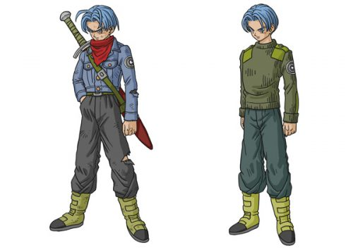 Future Trunks Returns in New Dragon Ball Super Arc