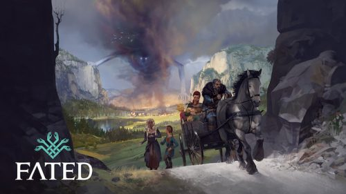 Frima Studio Releases a Behind The Scenes Look at Fated: The Silent Oath's PAX 2016 Set Up
