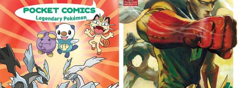 Viz Media Reveals Free Manga Samplers for Free Comic Book Day 2016