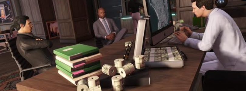 Further Adventures in Finance and Felony Out for GTA Online June 7