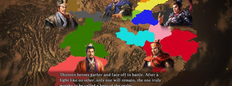 "Romance Of The Three Kingdoms XIII's ""Hero Mode"" Introduced in Latest Video"