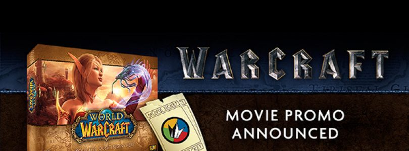 Warcraft Movie Tickets to be Bundled with World of Warcraft Game and 30 Days Game Time