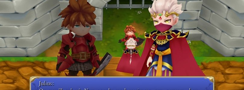 Adventures of Mana Released in English for PS Vita in North America and Europe