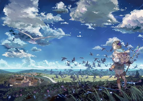 First Details and Screenshots Released for Atelier Firis