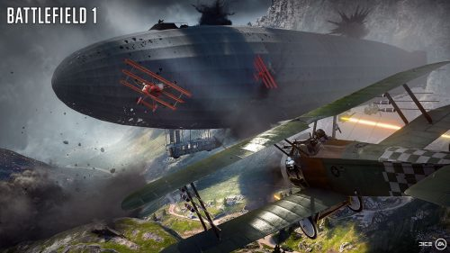 "Battlefield 1 Gameplay Trailer Shows Off ""Behemoth"" Vehicles, Destruction, and More"