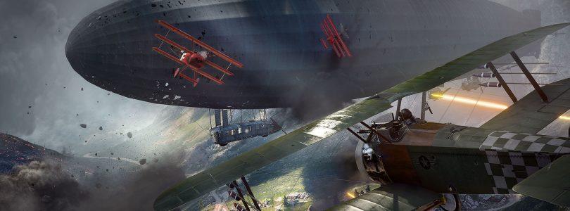 "Battlefield 1 Gameplay Trailer Shows Off ""Behemoth"" Vehicles, Destruction, and More"