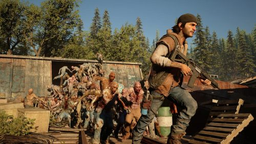 Days Gone Revealed for the PlayStation 4