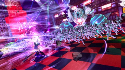 Fate/Extella: The Umbral Star Details and Screenshots Released