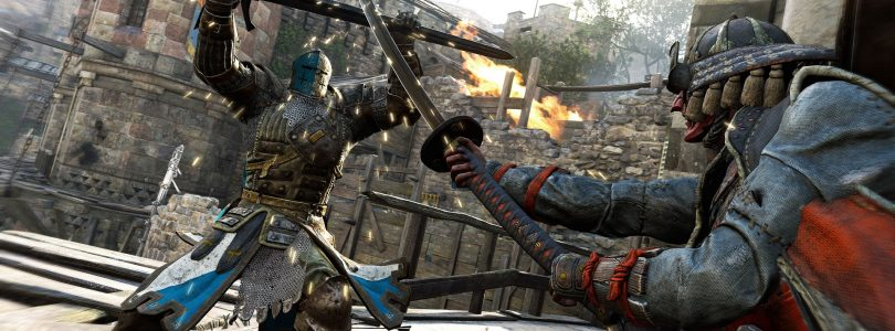 Ubisoft Releases an Immersive 360° For Honor Cinematic Trailer