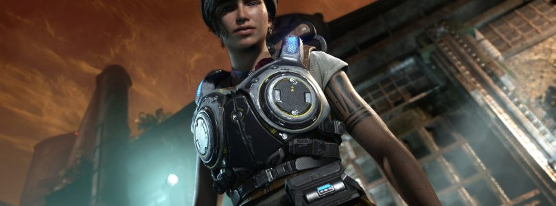Gears of War 4 Announced for PC with Cross-Buy, New Gameplay Released