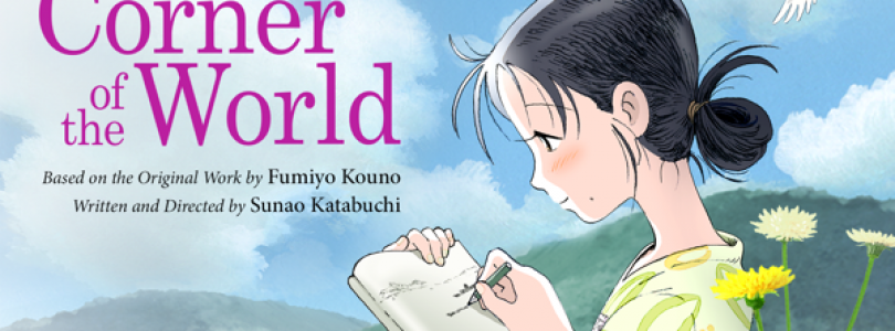 Global Rights for 'In This Corner of the World' Acquired by Animatsu