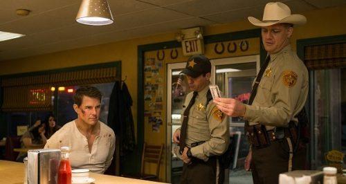 New Jack Reacher: Never Go Back Trailer