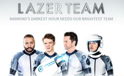 The 'Lazer Team' Director's Cut Is Coming to Home Video in August from Hanabee