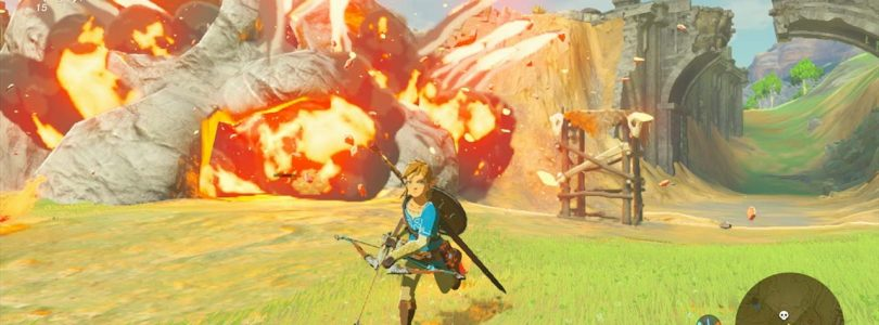 The Legend of Zelda: Breath of the Wild Jungle Area Shown Off in Latest Video