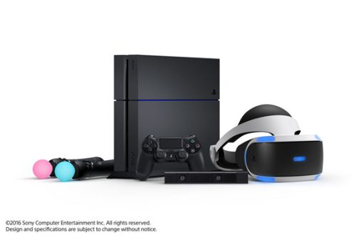 Hands on With Sony's Playstation VR