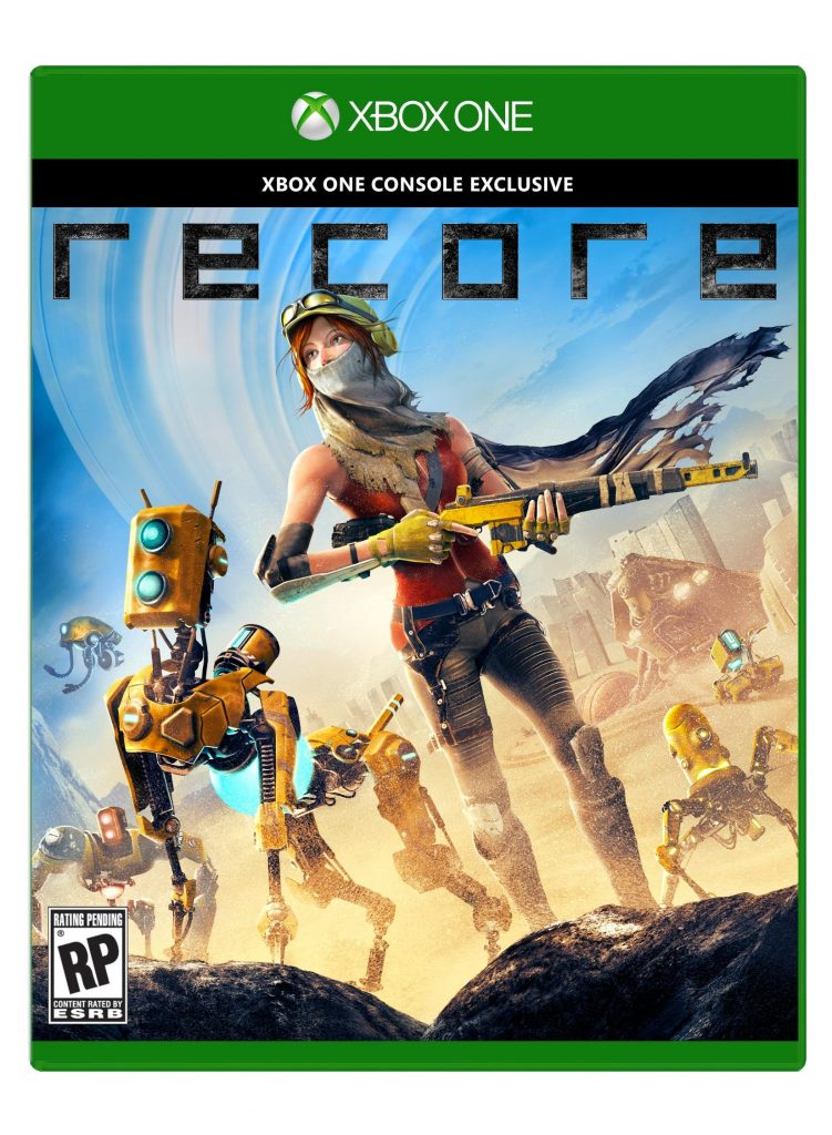 ReCore-leaked-box-art