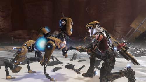 Debut ReCore Gameplay Trailer and Release Date Confirmed