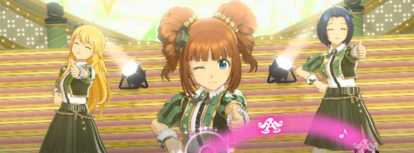 The Idolmaster: Platinum Stars Introduces Yayoi Takatsuki in New Trailer