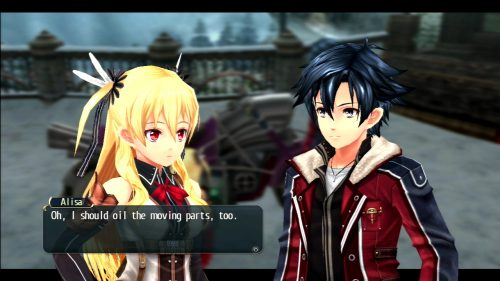 The Legend of Heroes: Trails of Cold Steel II Arrives in Europe in November
