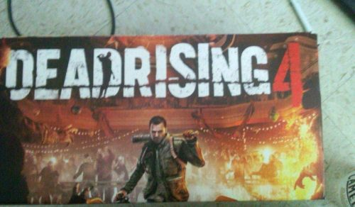 Dead Rising 4 Rumored to be Revealed During E3 2016