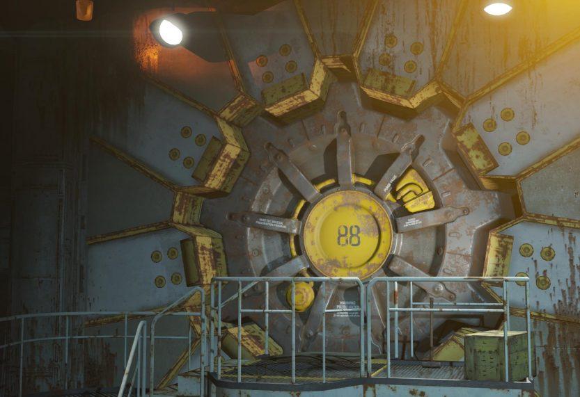 Fallout 4 Vault-Tec Workshop DLC Arrives on July 26th