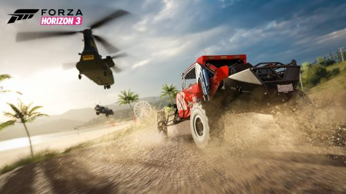 Forza Horizon 3 Revealed for Xbox One and PC