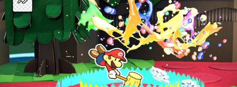 Paper Mario: Color Splash Lands on Wii U October 7th