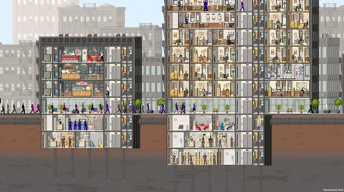 New Project Highrise Teaser Trailer Reveals Some Strange Skyscraper Designs
