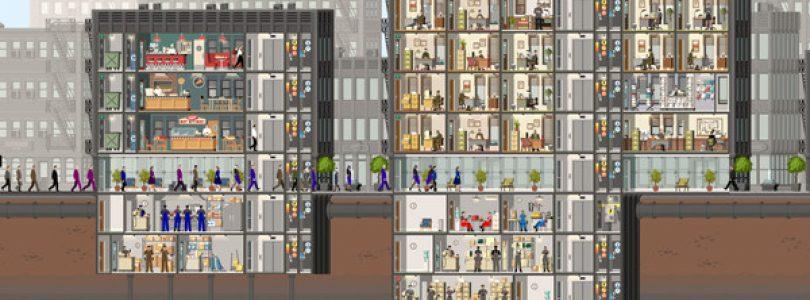New Project Highrise Teaser Trailer Reveals Some Strange Skyscraper Designs