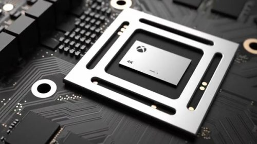 Microsoft Confirms Project Scorpio for Late 2017