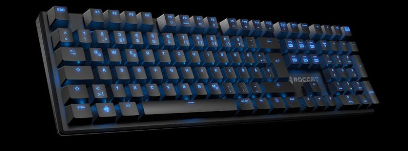 Frameless Roccat Suora Mechanical Keyboard Coming Soon