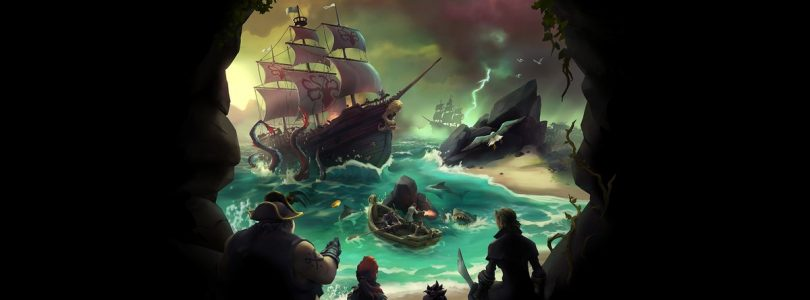 Sea of Thieves Debut Gameplay Footage Released