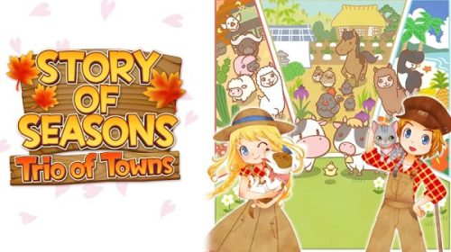 Story of Seasons: Trio of Towns Arrives on February 28