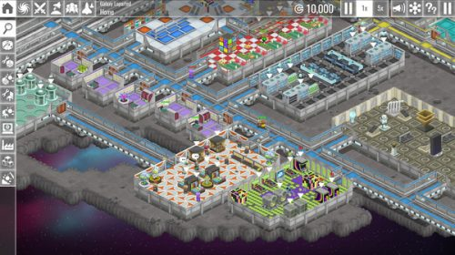 The Spatials: Galactology Coming to Steam Early Access July 7
