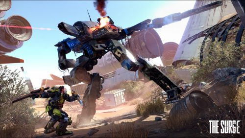The Surge's Protagonist Debuts in New E3 Trailer