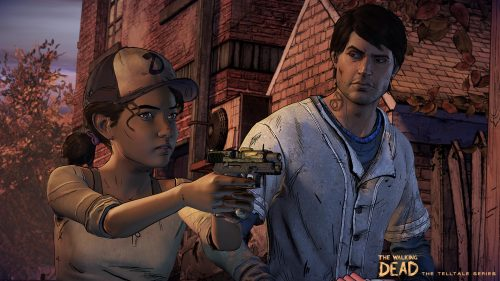 The Walking Dead: A New Frontier to be a Two-Episode Premiere