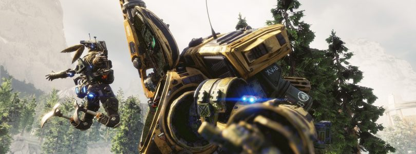 Titanfall 2 Trailer Introduces the Titans