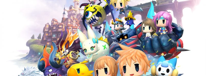 World of Final Fantasy to Launch on October 25th, E3 Trailer Relased