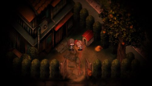 Yomawari: Night Alone Launching in Late October for PS Vita and PC