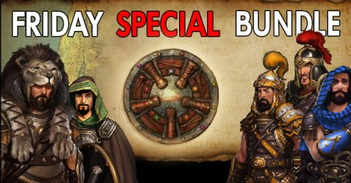 Indie Gala Friday Special Bundle #36 Now Available