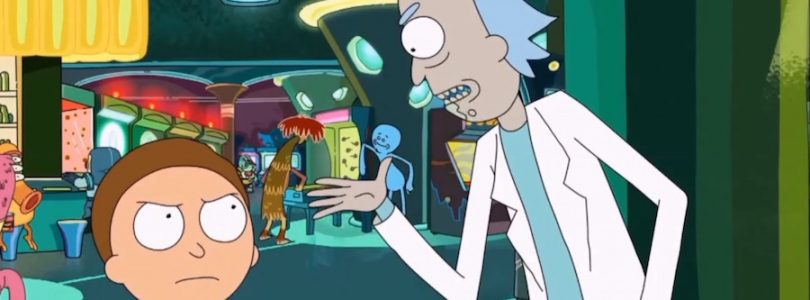 Madman Entertainment's Release of 'Rick and Morty' Season Two Is Out Now