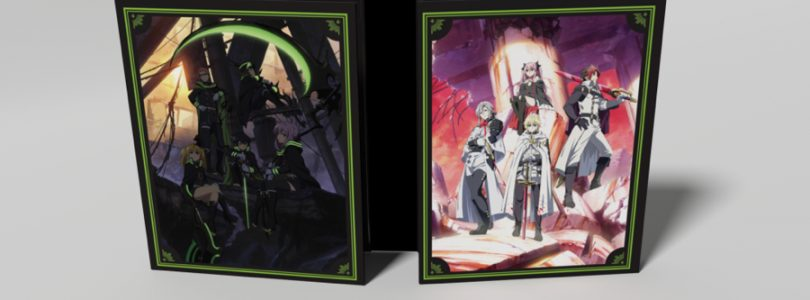 FUNimation Previews Their Upcoming 'Seraph of the End: Vampire Reign' Releases