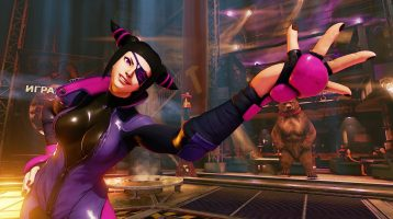 Street Fighter V to add Juri to the Roster on July 26
