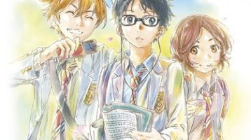 Your Lie in April Part 1 Review