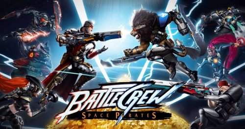 DONTNOD Announces Battlecrew Space Pirates