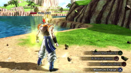 The old jump vanish move from xenoverse 1 has been expanded on now