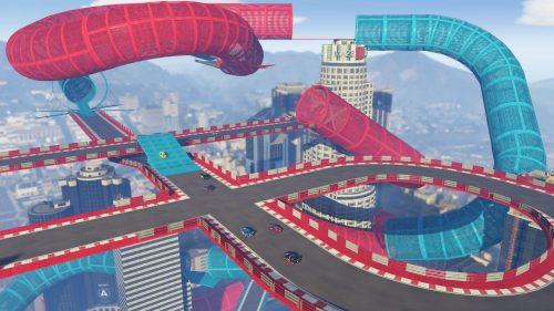 GTA Online Rockstar Verified Creator Stunt Races Contest Winners Announced
