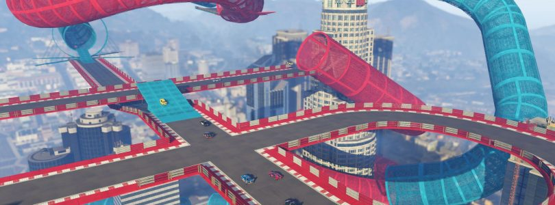 GTA Online Rockstar Verified Creator Stunt Races Contest Winners Announced